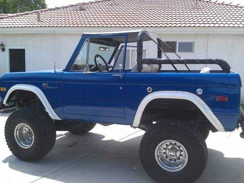 1972 Ford Bronco - Image 1 of 1