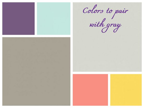 Colors To Pair With Gray Paint Teal Pea Ocean That Go Mint