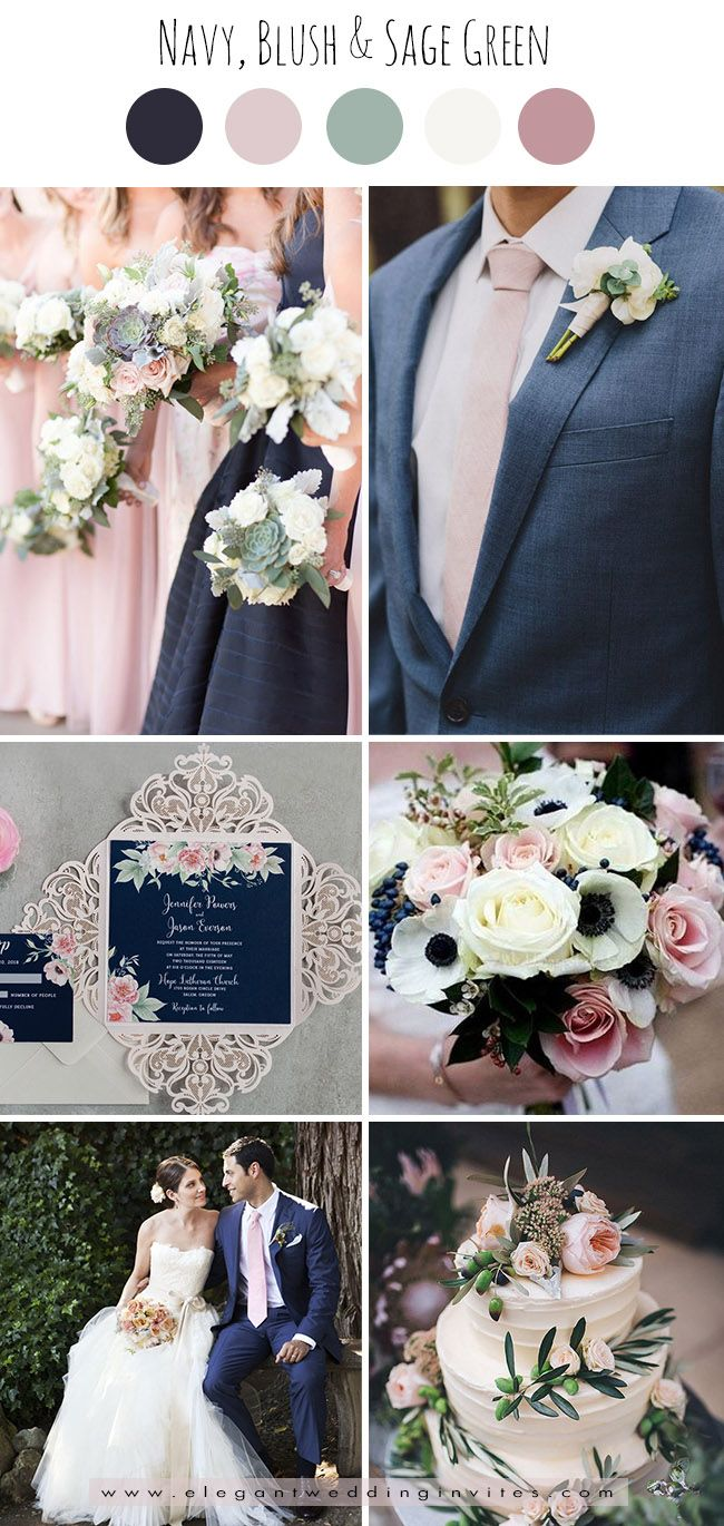 Popular Fall Wedding Colors and Invitation Ideas-Something Blue