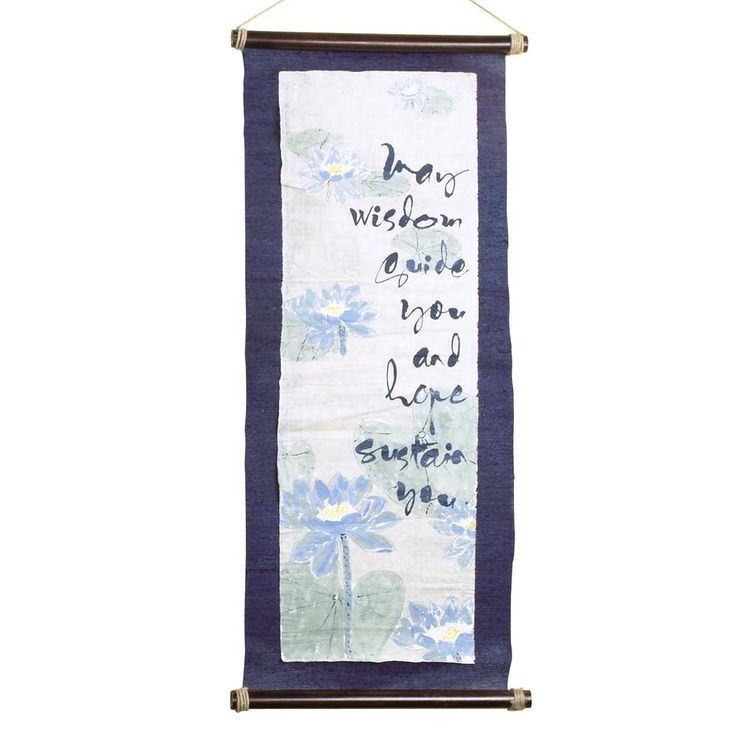 Wisdom Wall Hanging - Wall Hangings - Wall Décor - Products