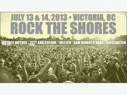 Rock out at Rock the Shores this summer!