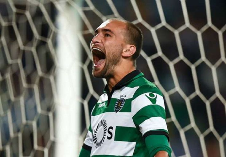 The Netherlands international has been on fire all season in the Primeira Liga and could beat the Argentine star to Europe's top goalscorer award...