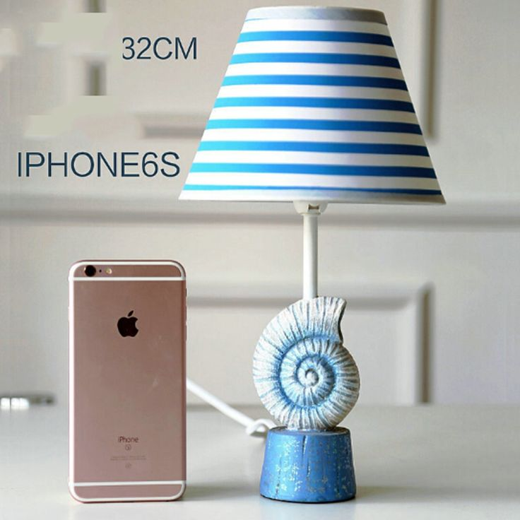 49.30$  Watch here - http://ali4pt.shopchina.info/go.php?t=32777455134 - Mediterranean Style Children Room Table Lamp Switch Button Kids Led Table Lamp E14 110V-220V Nordic Fashion Led Desk Lamp  #magazineonlinewebsite