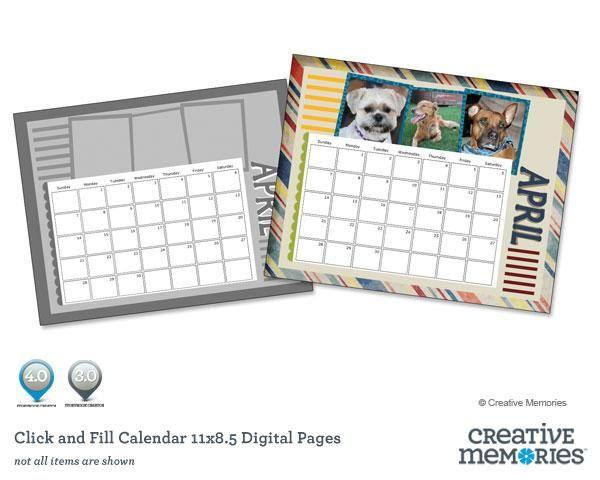 Creative Digital Calendar 44 best gifts - calendars images on pinterest