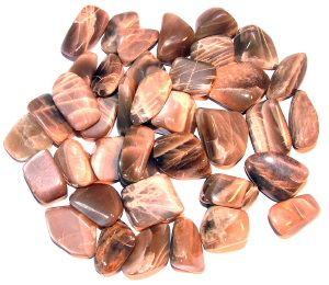 Healing Crystals: Black Moonstone