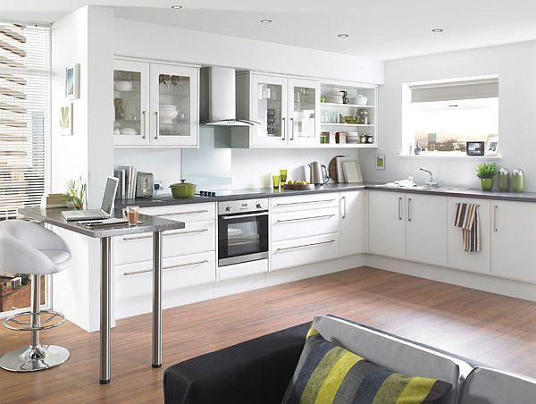 Stylish design kitchen