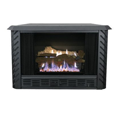 Ashley Hearth Vent Free Gas Fireplace Insert