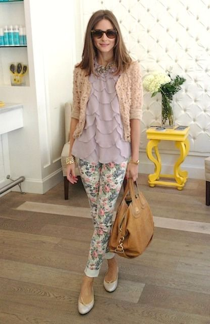海外セレブ最新画像・私服ファッションブログ DailyCelebrityDiary*#02-オリヴィア・パレルモ