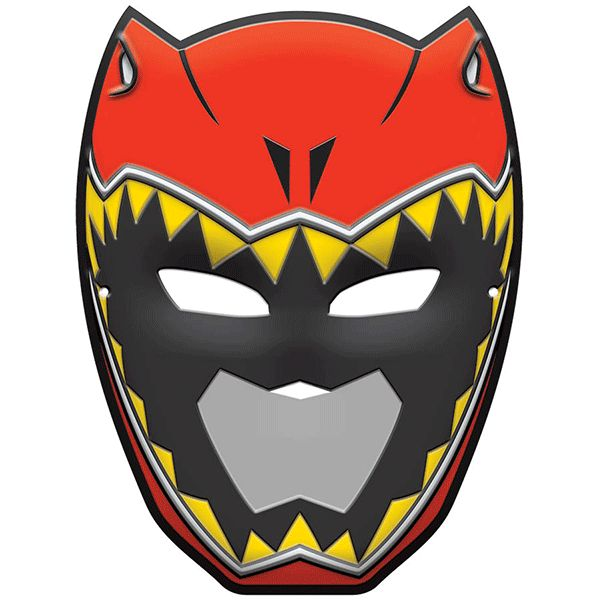 Power Rangers Dino Charge Vacuform Mask