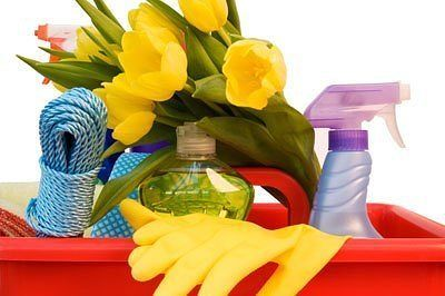 7 уникальных рецептов безопасных чистящих средств