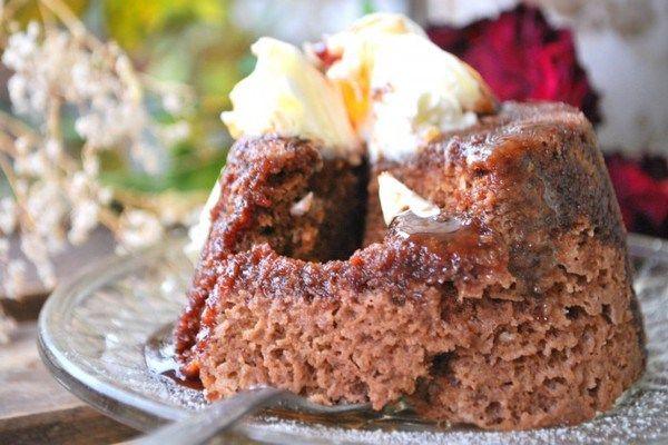 Recept Choklad-Mugcake