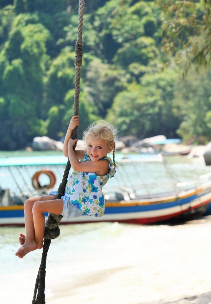 Monkey Beach - Kids Activities in Penang