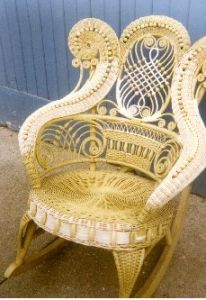 Chair Caning   Wicker Repair   Antler Baskets   Fiber Arts