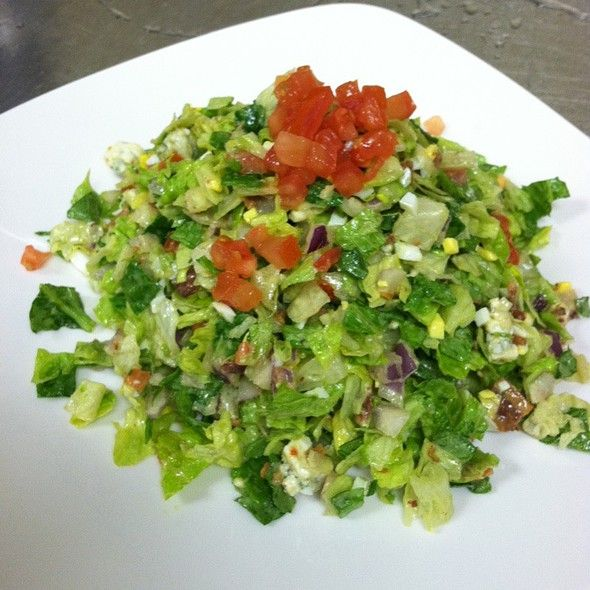 Morton's Steakhouse Copycat Recipes: Chopped Salad