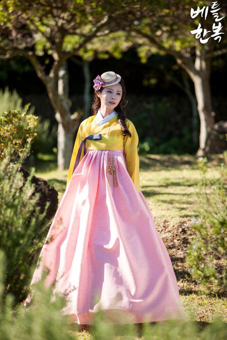 Korean traditional clothes.(한복) #hanbok #한복 #베틀한복 #
