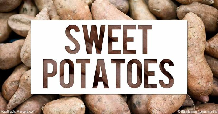 Learn more about sweet potatoes nutrition facts, health benefits, healthy recipes, and other fun facts to enrich your diet. http://foodfacts.mercola.com/sweet-potatoes.html