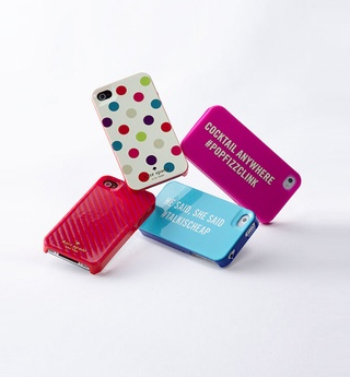 'Talk is Cheap' iPhone 4 & 4S Case by Kate Spade #iPhone #accessory