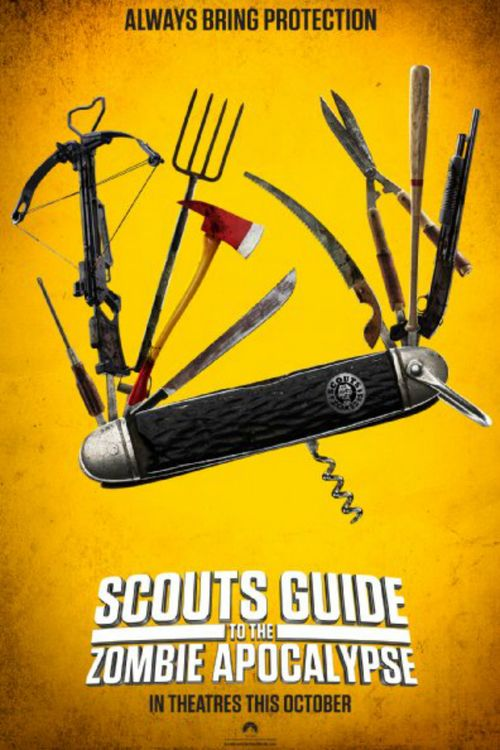 Watch Scouts Guide to the Zombie Apocalypse Full Movie Online