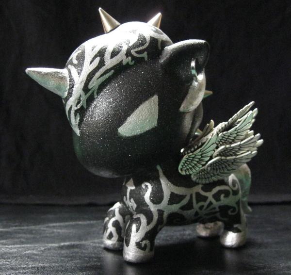 DIY Unicorno Contest- 詠僮, entry# 97 #tokidoki #Unicorno #unicorn