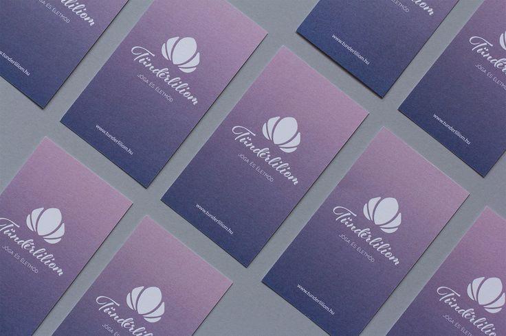 Fairy Lily | Tündérliliom | Branding on Behance
