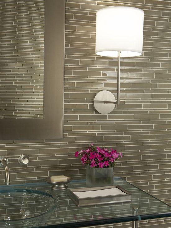 1000+ Images About Glass Tile Backsplash On Pinterest | Kitchen