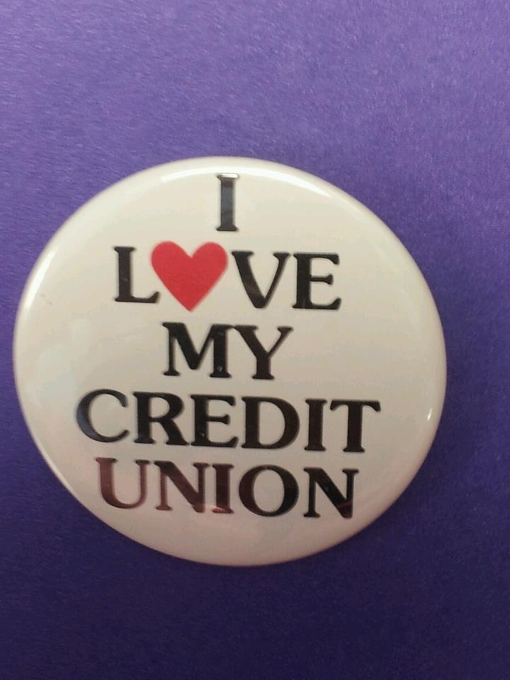 'Like' if you LOVE your #CreditUnion!