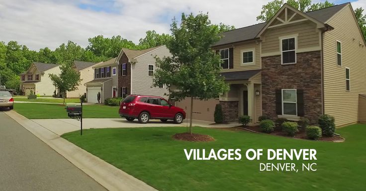 See the latest Villages of Denver homes for sale and watch the full motion narrated video guide produce by Lake Norman Mike (with aerial footage.)