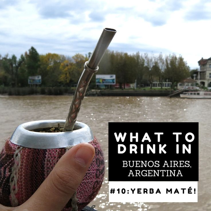 #10 YERBA MATE: The Ultimate Guide to What to Eat and Drink in Buenos Aires, Argentina l @tbproject