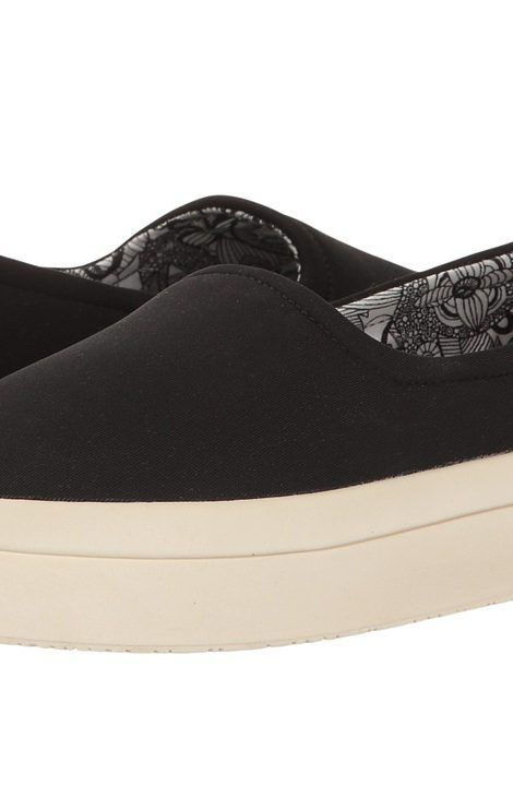 Sakroots Saz (Black) Women's Slip on Shoes - Sakroots, Saz, 107405-