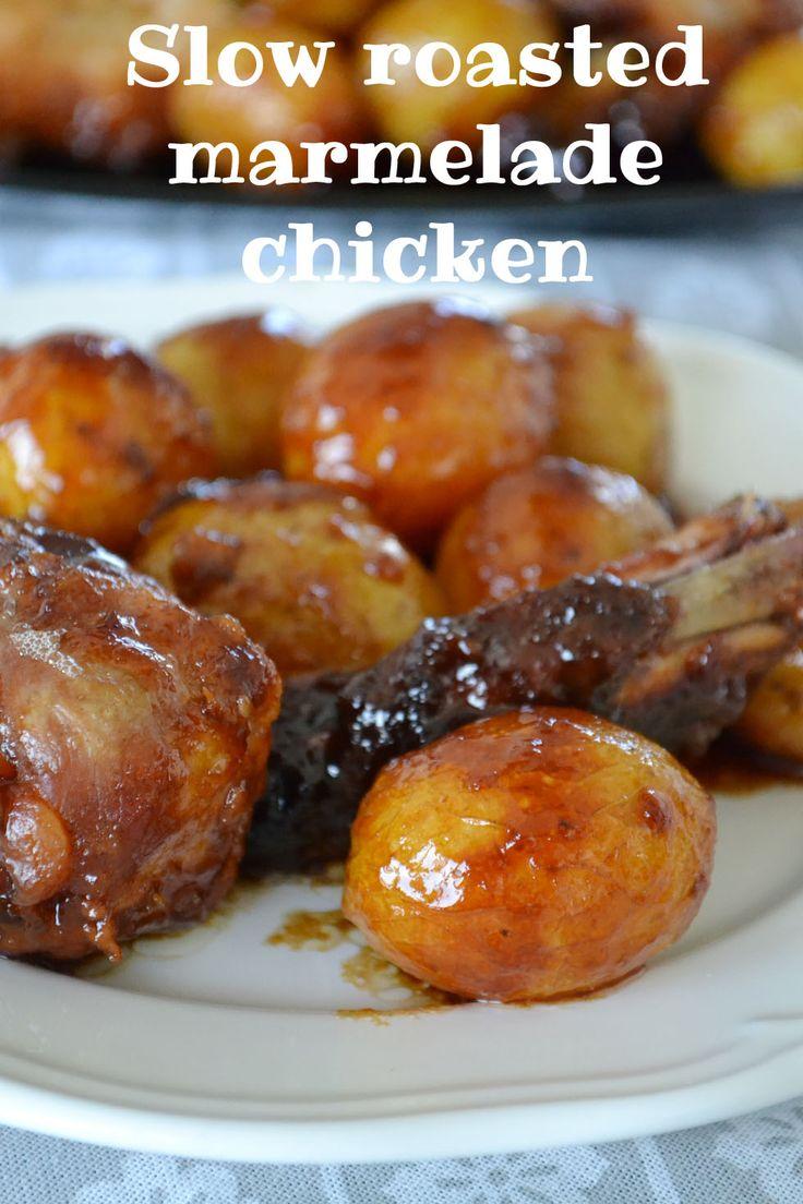 Κοτόπουλο στη Γάστρα με Πατάτες