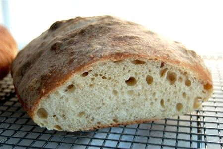 Classic Sourdough Bread, from King Arthur. This is a good starter recipe. Don't let the blog discourage any one new to sourdough - they aren't trying too! You are creating a living yeast culture. Remember that all living creatures need to be fed, and if you're going to feed it every day you may as well name it. I named mine Oscar.