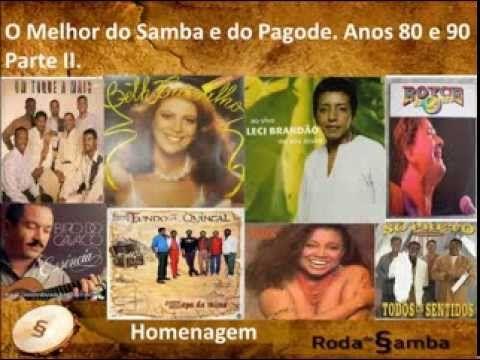 O Melhor do Samba e do Pagode anos 90 - Parte II