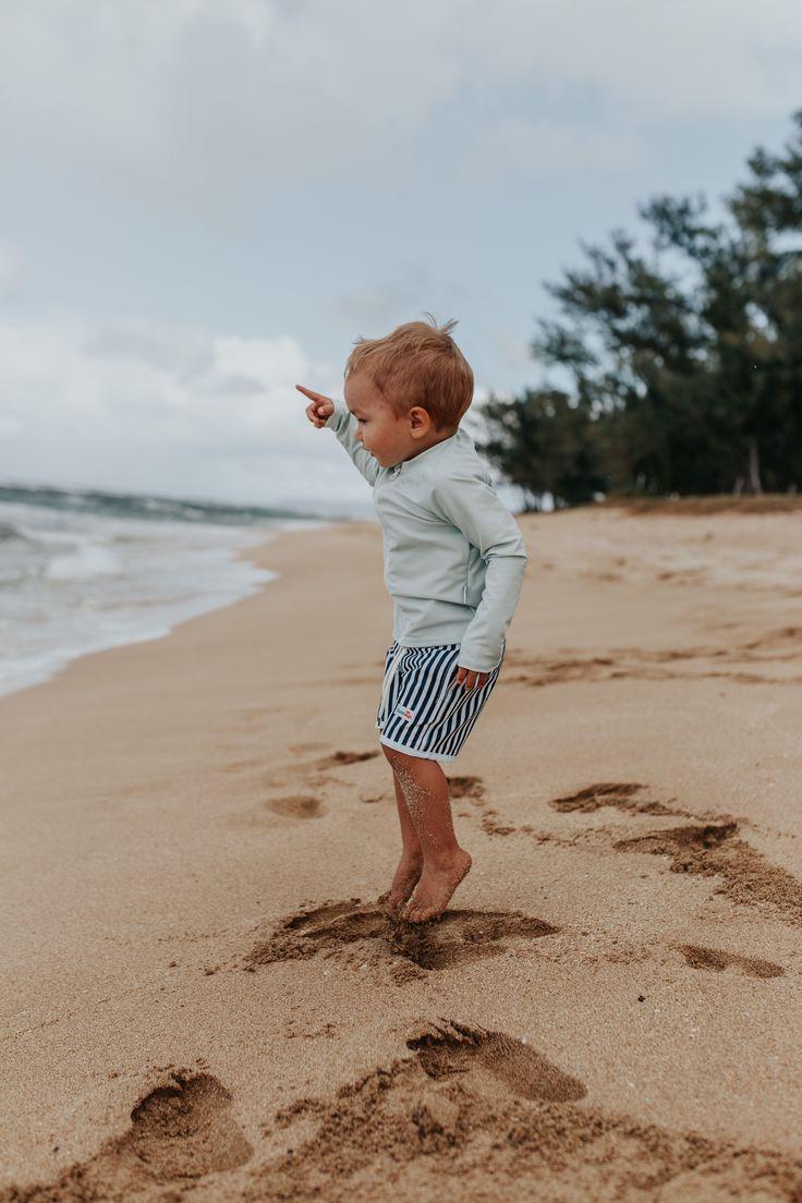 Multiple Colors SwimZip UPF 50 Boys Long Sleeve Sunsuit