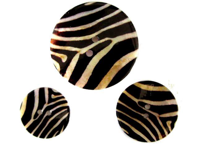 Knoop panter paarlemoer