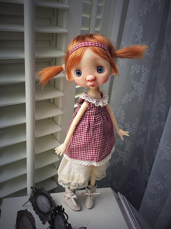 JpopDolls.net ™::Dolls::Dododolls::Anako with Freckles