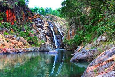 Mantenga Waterfalls, Swaziland