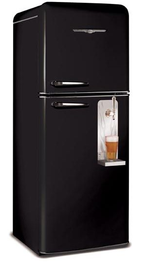 refrigerator with Removable Brew Master draft system. My life will then be complete.