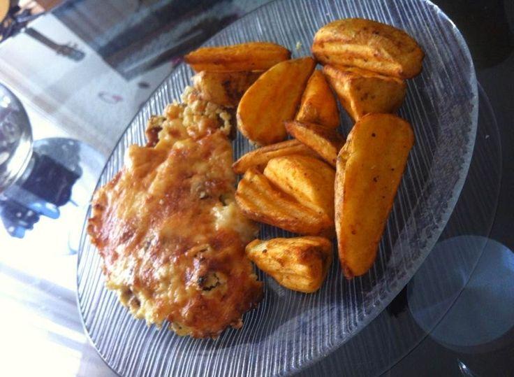 Food in daily life: Rántott hús újratöltve