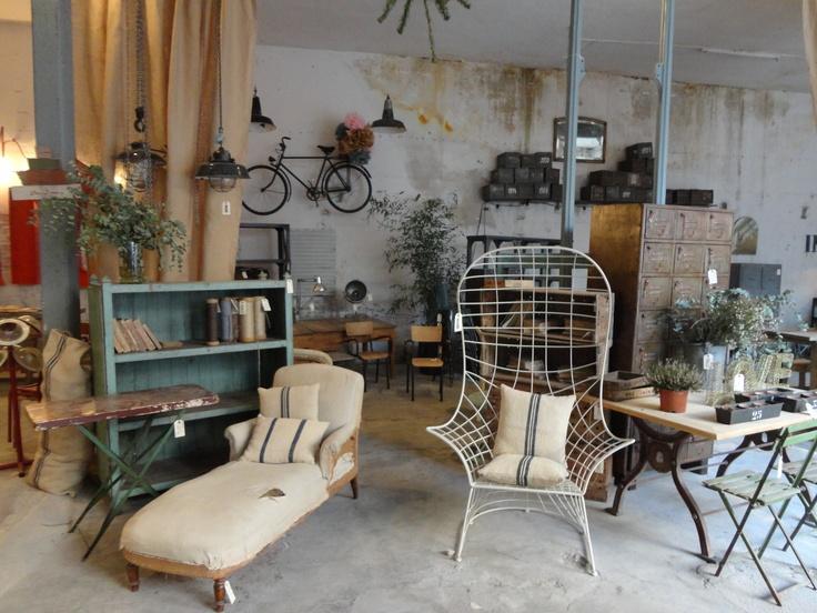 Muebles vintage muebles vintage pinterest decoraci n - Decoracion vintage hogar ...