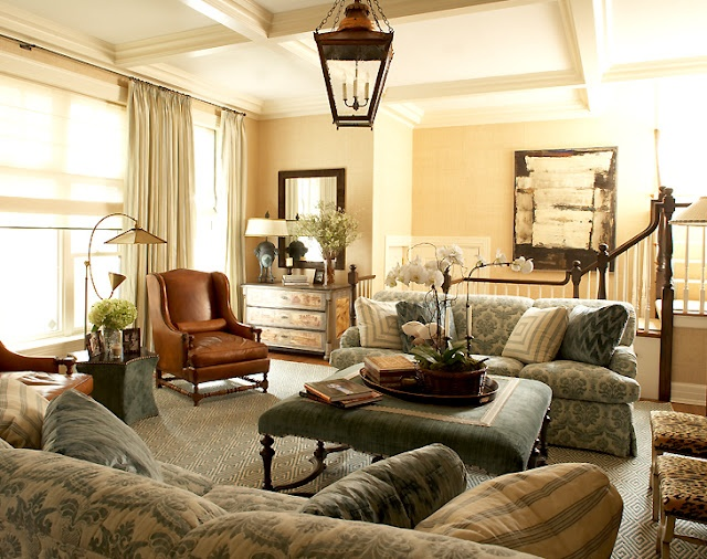 Neutral Living Area. If Only I Could Pull Something Like This Off!  Gorgeous! Casual Living RoomsLiving SpacesCottage Living RoomsDecorating ... Part 47