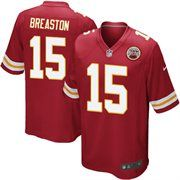 Nike Steve Breaston Kansas City Chiefs Youth Game Jersey - Red