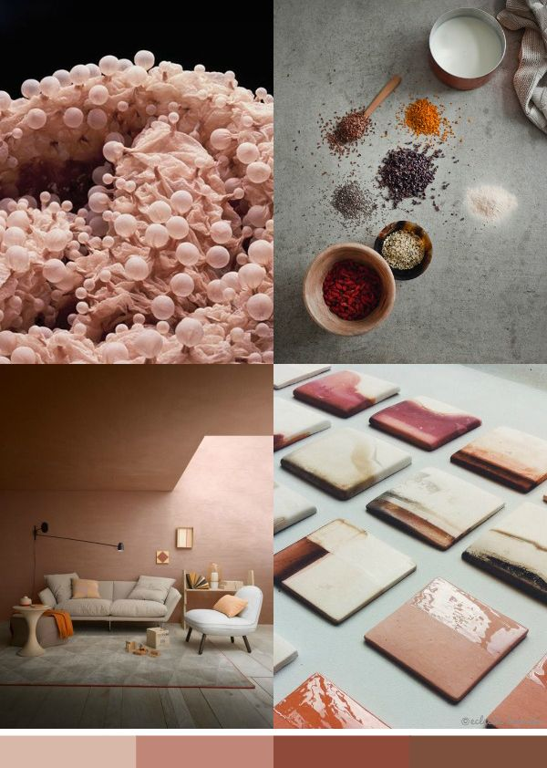 Earth Color Trend 2015/16 -Eclectic Trends