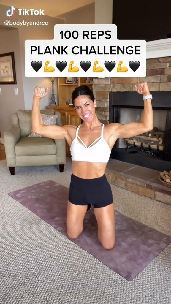Plank Workout Get A Strong Core Follow Fitfashionfile On Tiktok And Instagram Video Workout Videos Stomach Workout Core Workout
