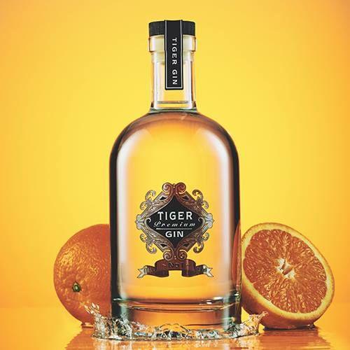 Tiger Premium Gin - GB