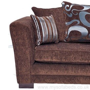 Made In The Uk Stylish Sofa Bed Available Multiple Colours Memory Foam Mattress For Comfort