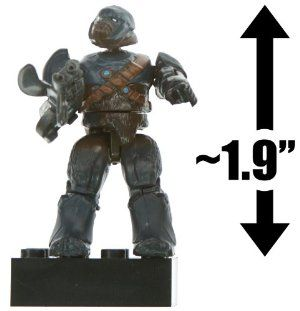 """Blue Covenant Brute ~1.9"""": Halo Mega Bloks Mini-Figure Series #3 [05] by Mega. $9.97. Collect them all to create your dream world of Halo. This series is made up of 8 styles (EACH SOLD SEPARATELY): Cyan UNSC COB Spartan, Active-Camo Covenant Elite, Yellow Covenant Elite Pilot, Copper Covenant Grunts, Blue Covenant Brute, Yellow UNSC Marinet, Artic UNSC Pilot, Orange UNSC Spartan. Mega Bloks is teaming up with the Halo Franchise to present this series of LEGO style like..."""
