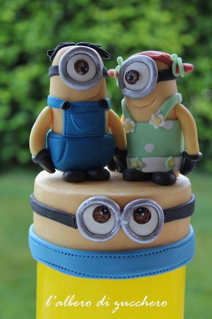 Minions in love
