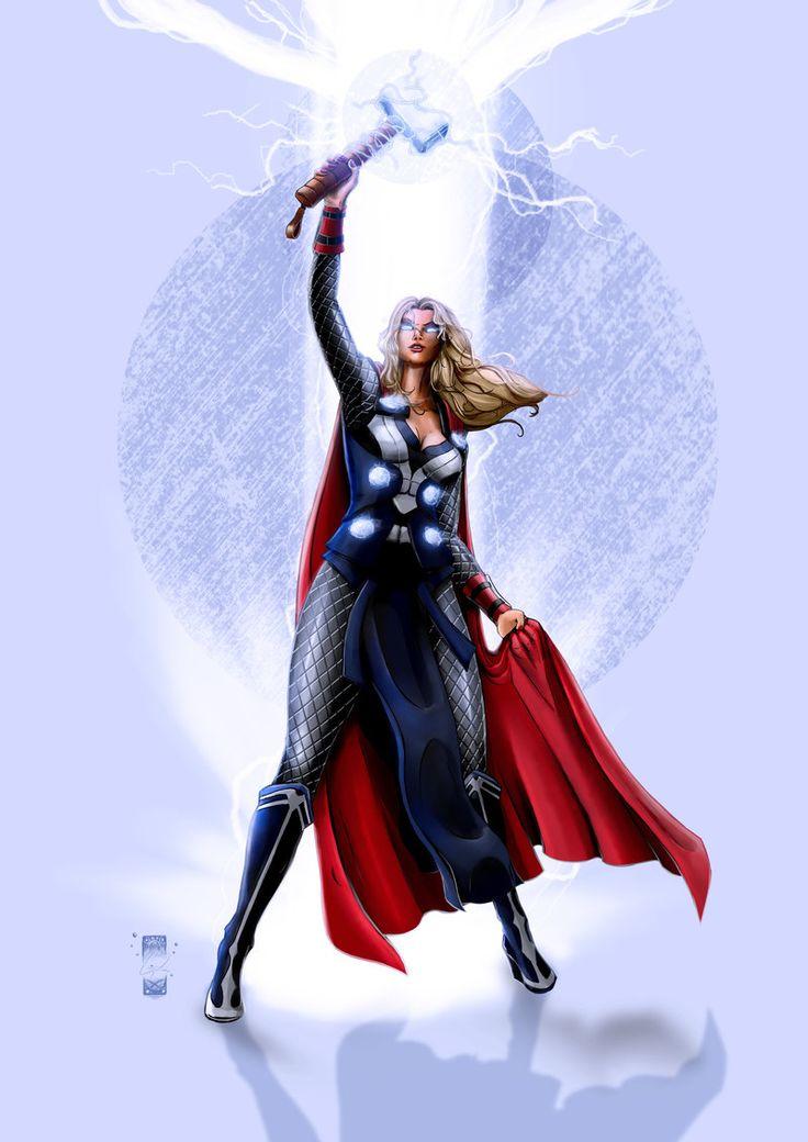 female thor - photo #8