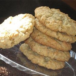 Ranger Cookies [w/2 C Rice Krispies and No Chocolate Chips]I - Allrecipes.com