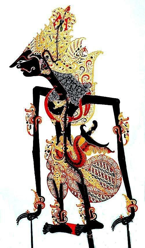 Sri Kresna-Wayang Kulit Indonesia